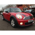 2011 60 Mini Mini 1.6 One - RED